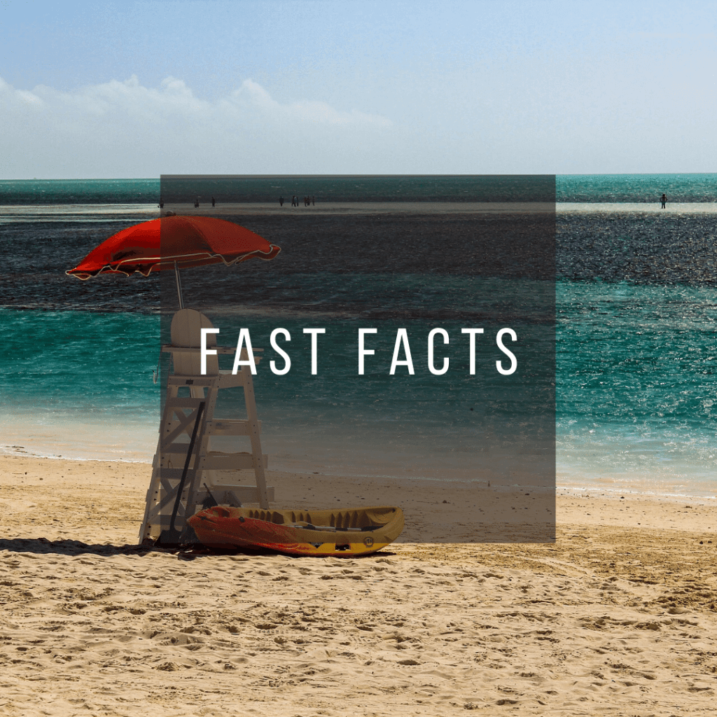 Button to click to learn fast facts about the Bahamas.