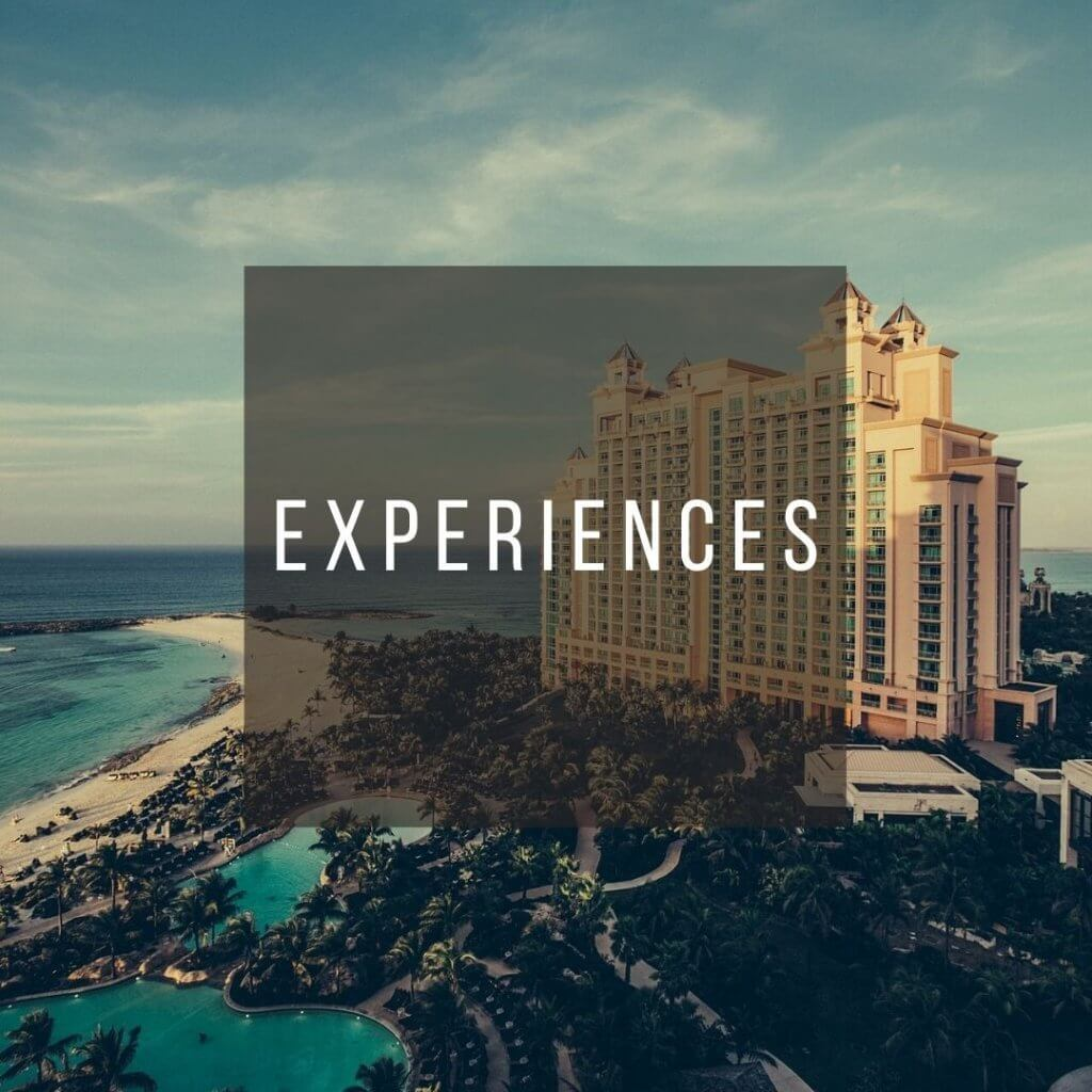 Button to click to learn what to experience in the Bahamas.