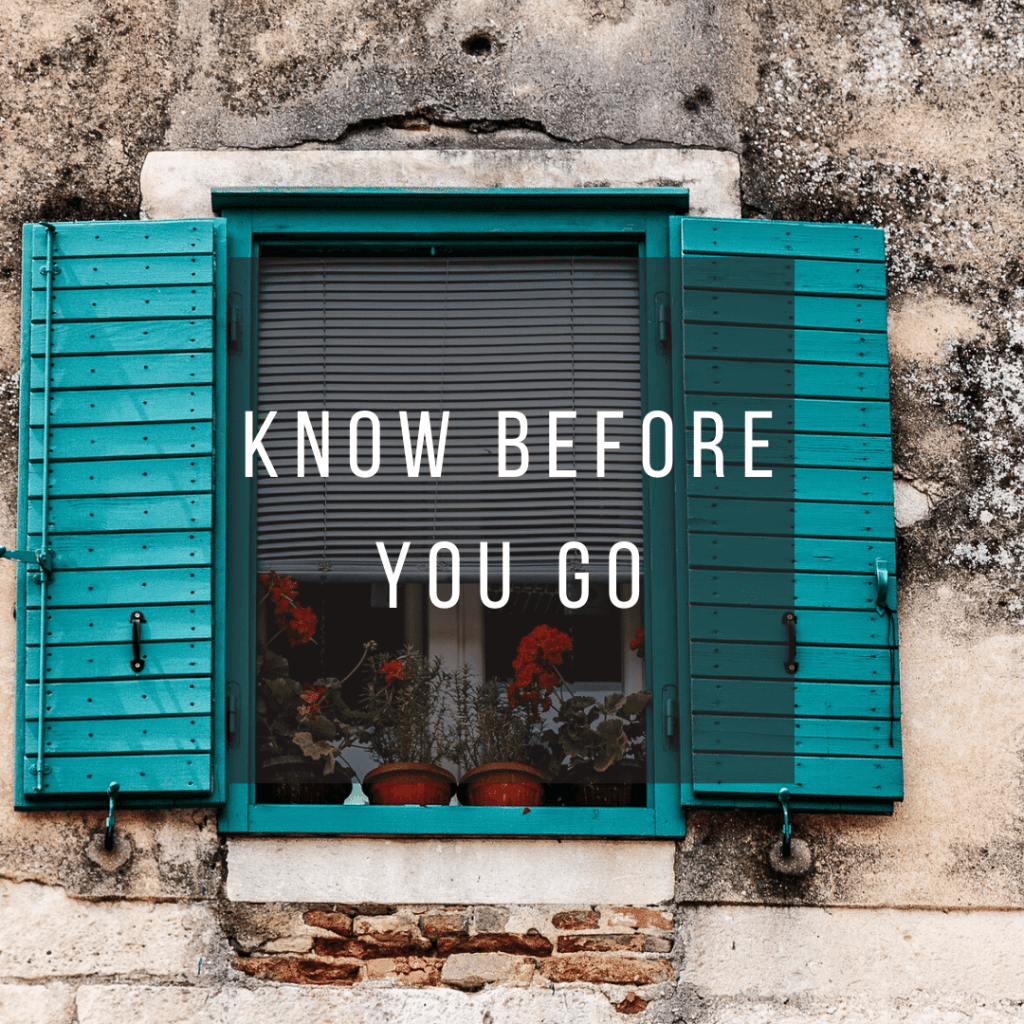 Button to click to learn what you need to know before you go to Croatia.
