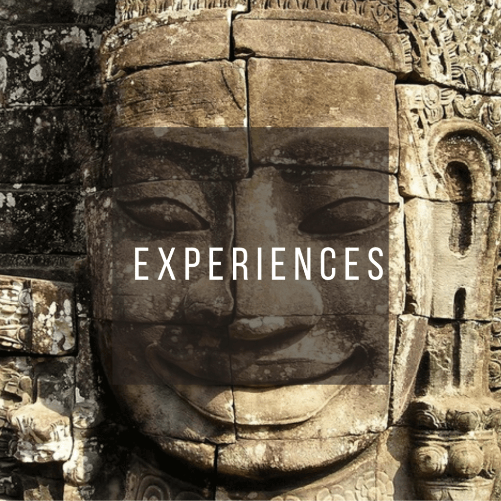 Button to click to learn what to experience on a trip to Cambodia.