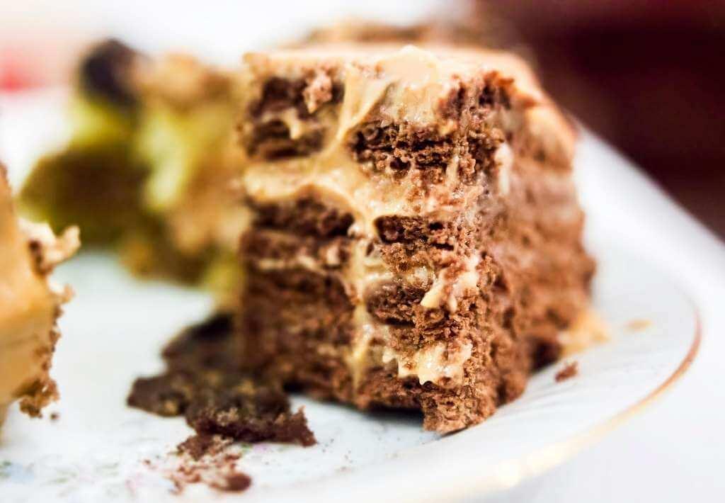 Peruvian Cake