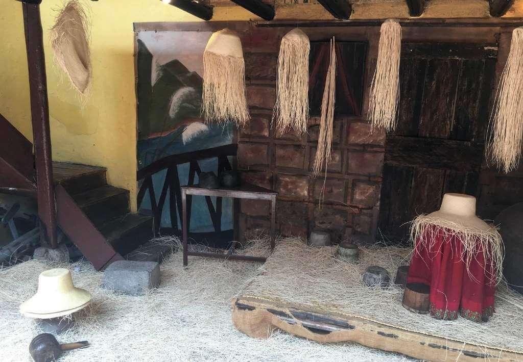 Museo del Sombrero in Cuenca Ecuador