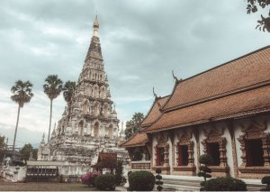 The Best Temples in Chiangmai, Thailand & The Surrounding Area