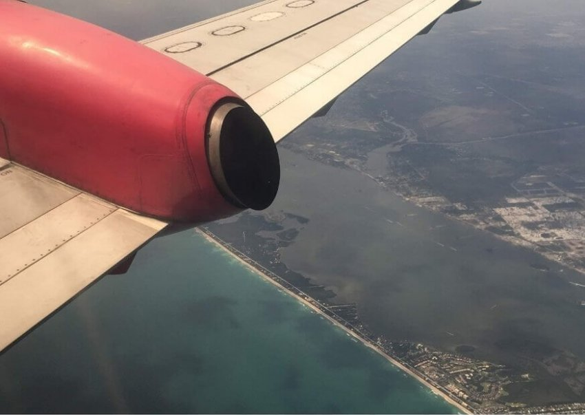 Miami to the Bahamas by Plane