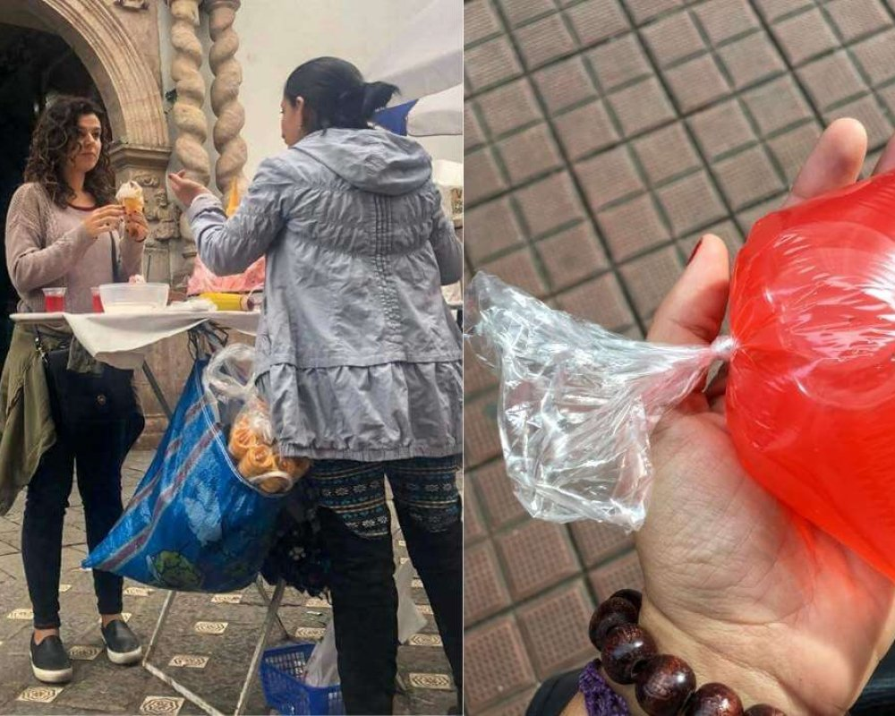 Street food in Cuenca Picture